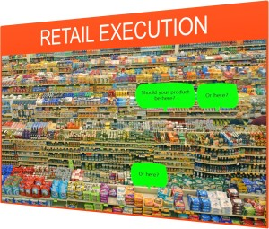 FIELD MARKETING RETAIL EXECUTION